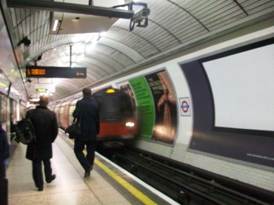 En Londres Underground