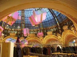 Dentro de Lafayette París