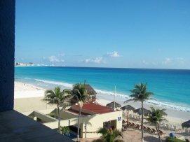 Vista del Hotel Cancún
