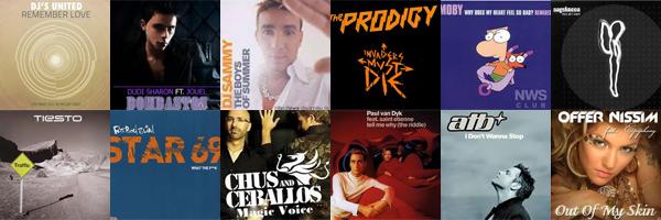 Las Mejores Canciones Electrónicas De 1999 Al 2011 He Héctor Emmanuel
