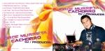 Portada y Contraportada CD Dj Jorge Murrieta Cachorro