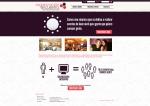 Diseño Web Organizacion Encuentro Inicio