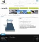 Diseño Web Depsatech Productos