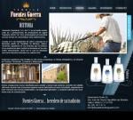 Página Web Tequila Fuentes Guerra