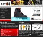 Página Web Safe Co Guadalajara