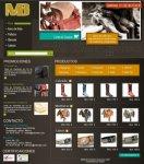 Página Web MB