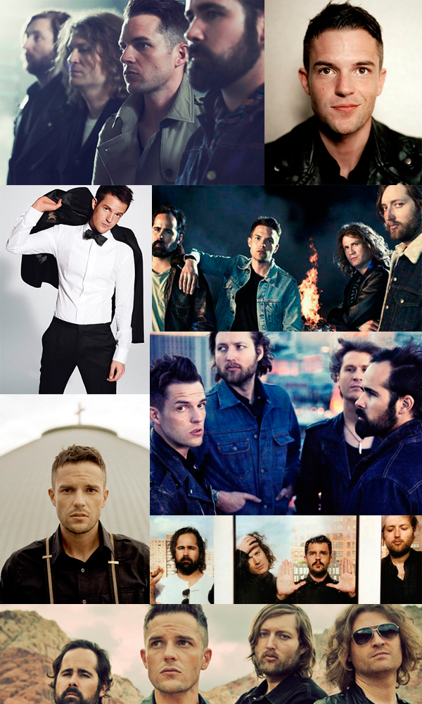 Love The Killers ...