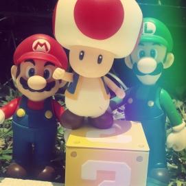 Mario, Luigi y Tod