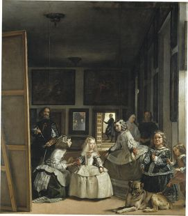 Museo del Prado . Meninas