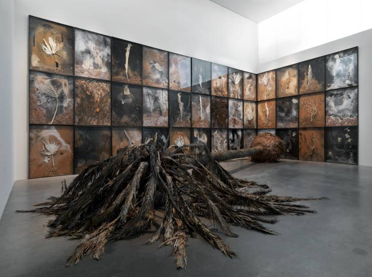 Palm Sunday 2006 by Anselm Kiefer born 1945
