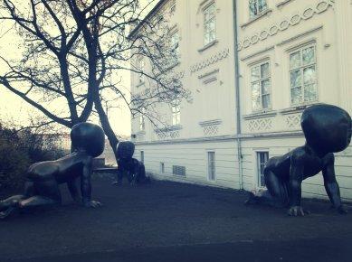 Praga Perdido por las calles
