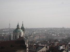 Vista de la Ciudad Praga