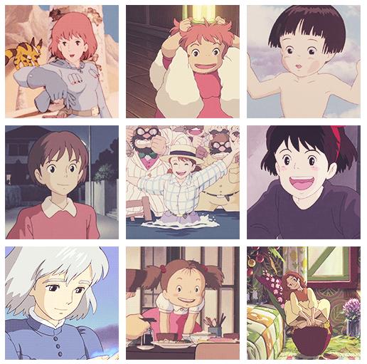 Top 10 peliculas animadas Studio Ghibli