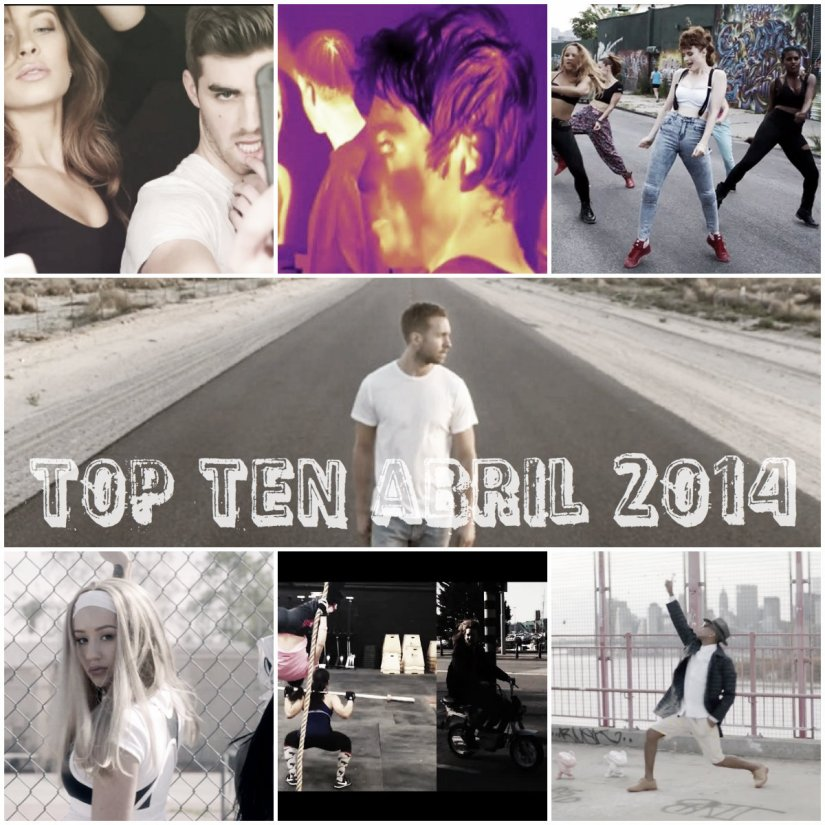 top abril 2014