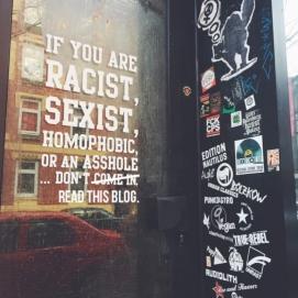 racisthomophobic
