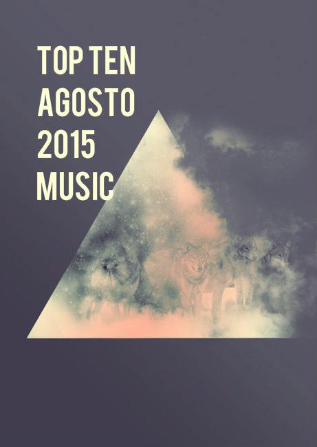 El último top ten publicado en el blog, las mejores canciones de Agosto, clic en la imagen.