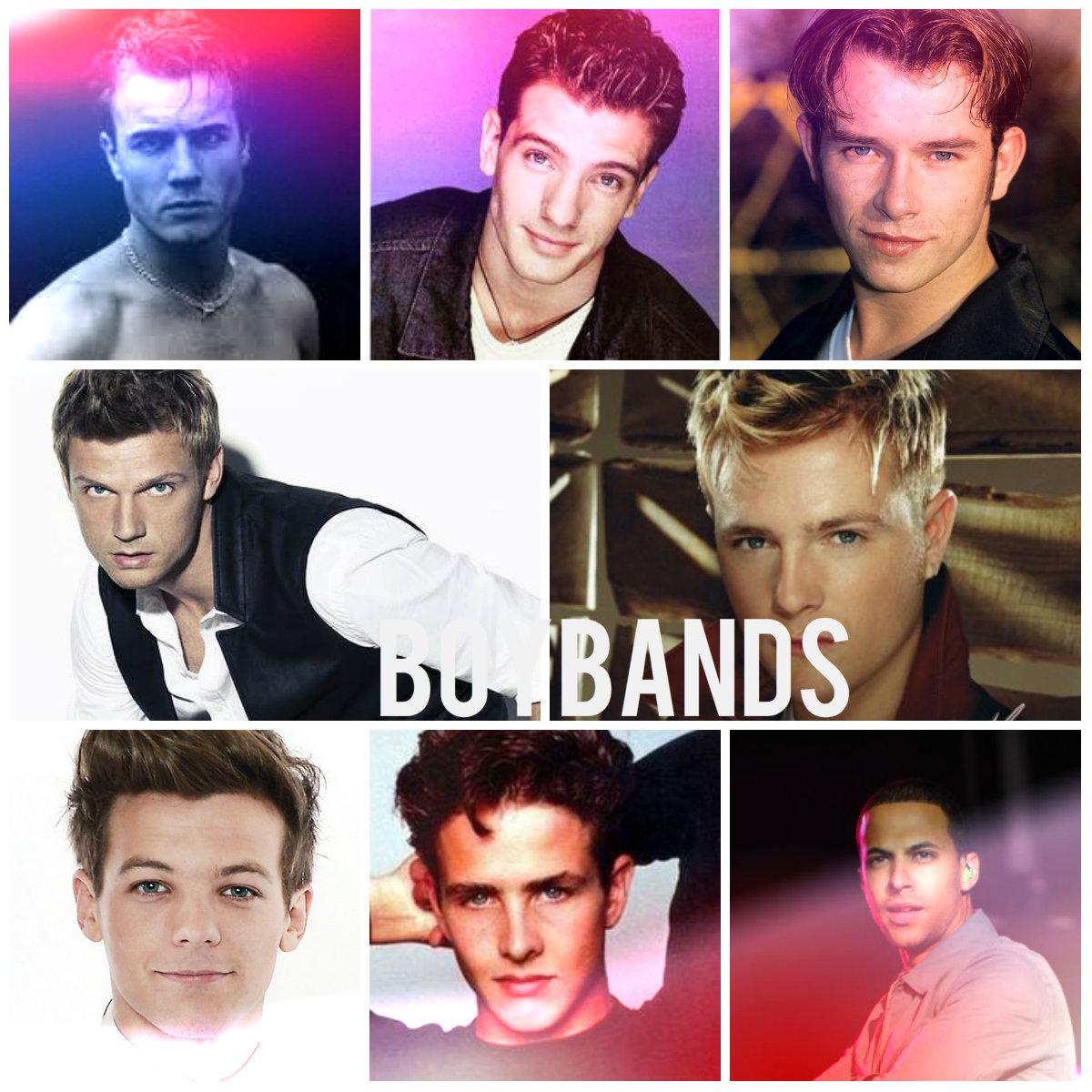 Los 10 mejores grupos de hombres (boybands)