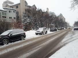 Calles de Calgary