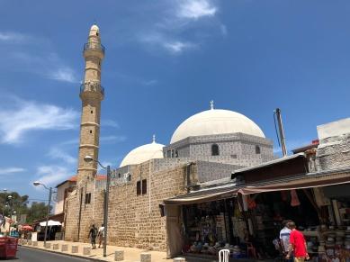 Tel Aviv Mezquita