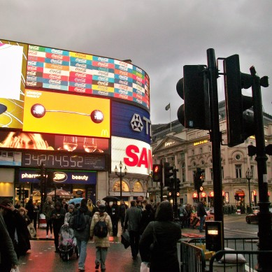 Londres Picadilly